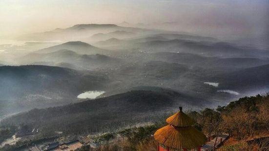 金壇茅山風景區