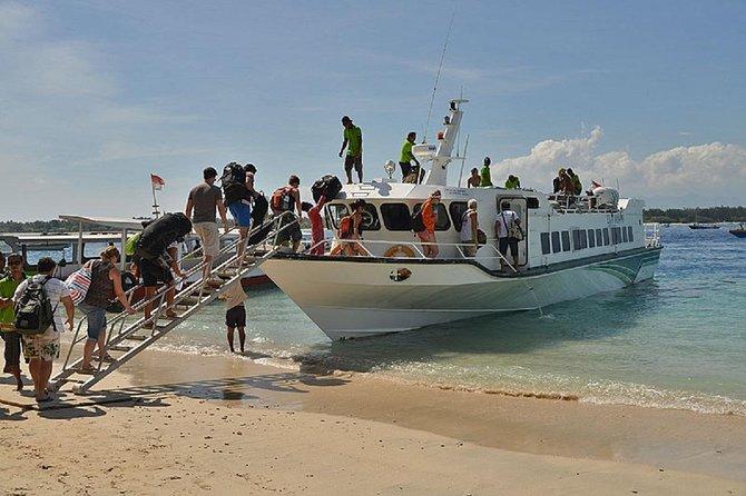 Fast Boat Tickets to Gili Trawangan and Lombok from Bali