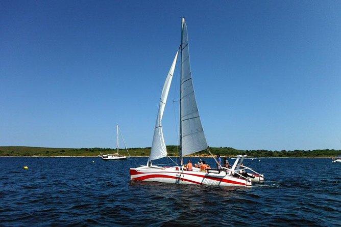 Private Catamaran Rental in Menorca