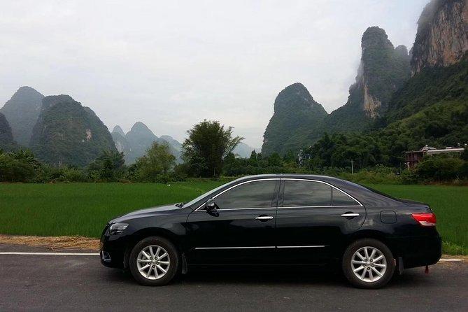 Guilin Liangjiang International Airport (KWL) to Liuzhou hotel