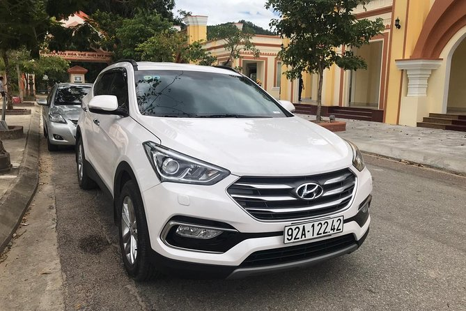 Transfer from Da Nang to Hoi An by Sedan or SUV