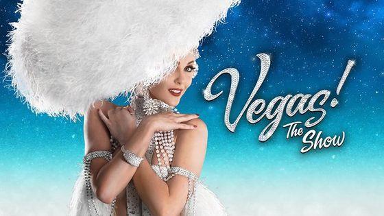 Vegas! プラネットハリウッド リゾート&カジノ「THE SHOW」