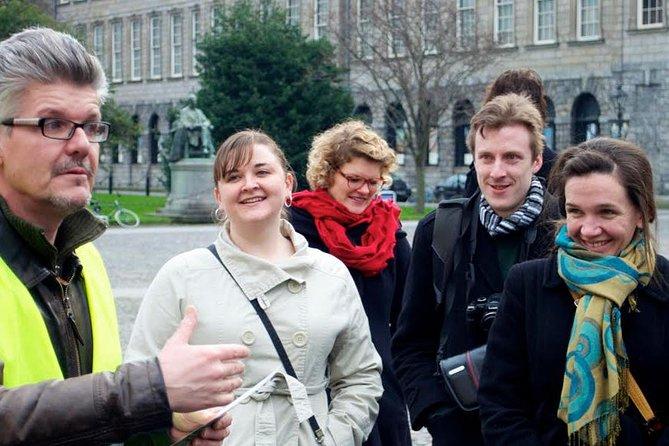 Dublin Historical Walking Tour