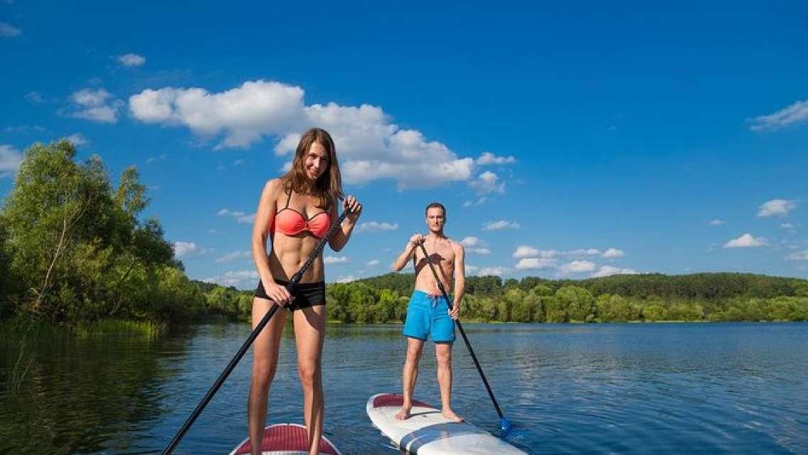 Lido Key Stand Up Paddleboard Rental