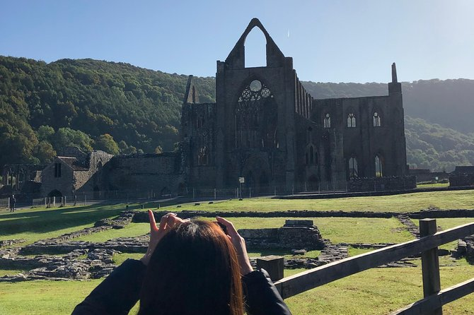 Walk the beautiful River Wye Valley to Tintern Abbey