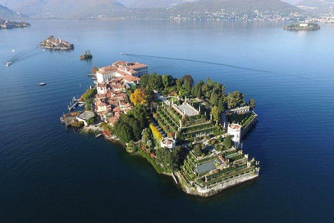 Lake Maggiore and Borromeo Islands PRIVATE Guided Tour