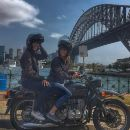 SYDNEY & THE HARBOUR BRIDGE - 1 Hour Sightseeing Sidecar Tour