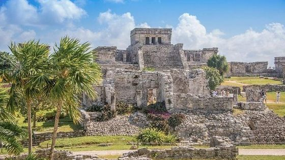 Tulum, Coba and Tamcach-ha Cenote from Cancun