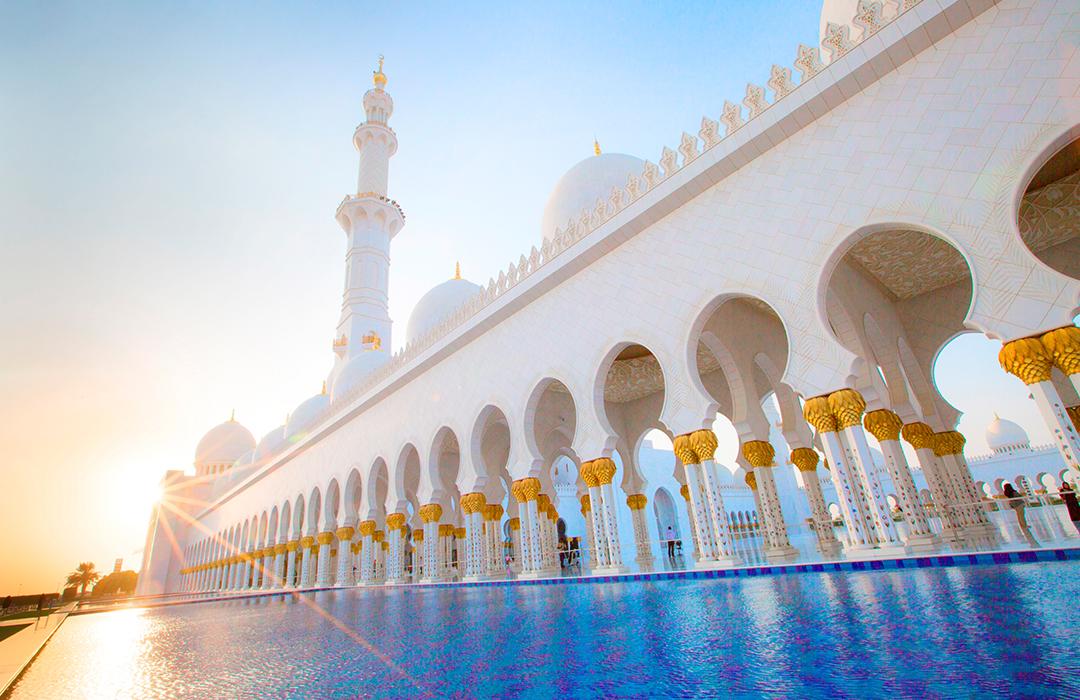Qasr Al Watan Presidential Palace Ticket in Abu Dhabi