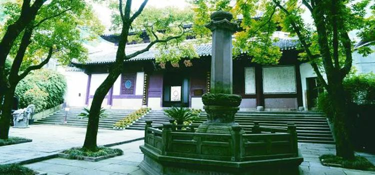 Baoguo Temple Ancient Architecture Museum