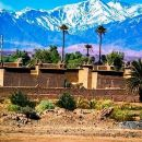 Hire car with private driver to explore Marrakech