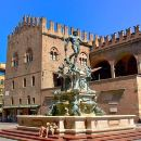 Bologna in a Day from Milan with Food and Wine Tasting