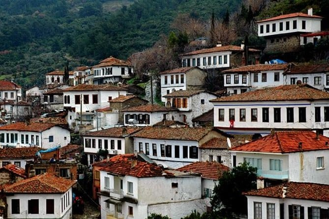 Private Sirince Village Tour From Kusadasi Port