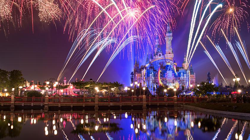 상하이 디즈니랜드 입장권