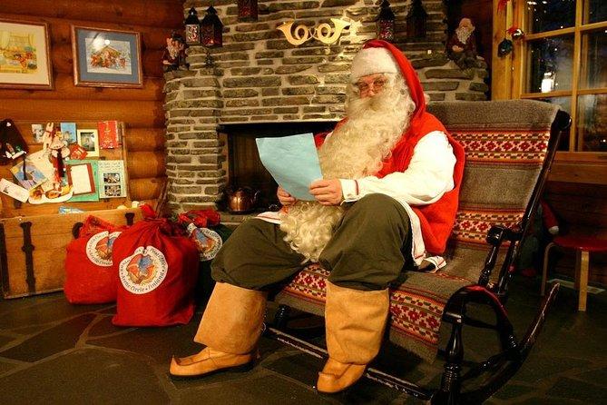 Rovaniemi Guided Tour and Santa Claus Village