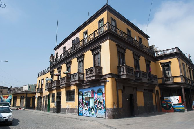 Port of Callao: Historic Downtown & Real Felipe Fortress