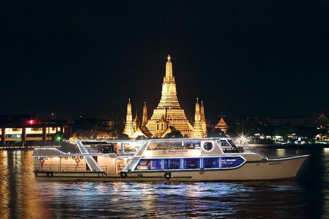 2-Hour Shangri-La Horizon Dinner Cruise from Bangkok