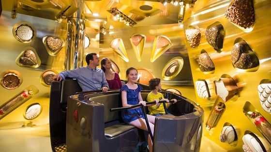 Swiss Chocolate Adventure Experience at Swiss Museum of Transport in Lucerne
