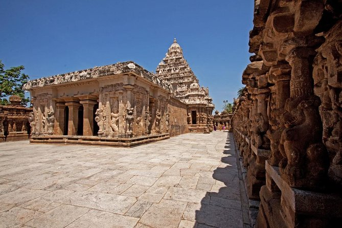 Full-Day Temple Tour of Kanchipuram from Chennai
