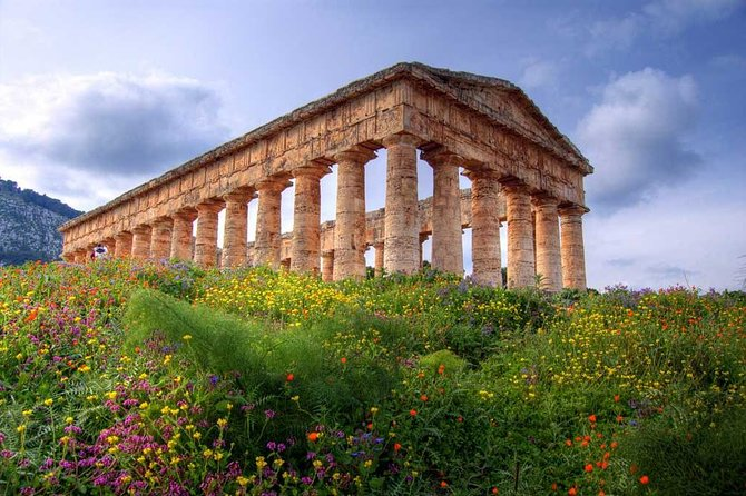 The best of the West Segesta, Erice, Trapani, Saline, Full-Day Tour from Palermo