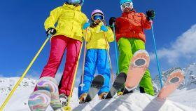 北京南山滑雪场一日游【全天畅滑-交通+雪票+单/双雪板雪鞋雪仗】