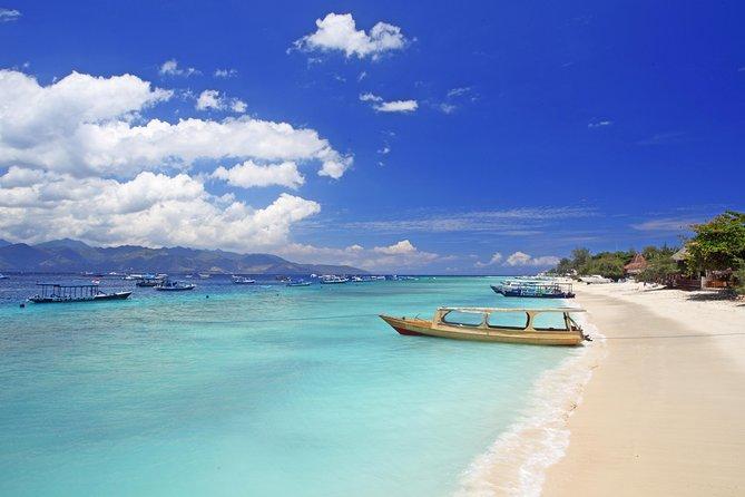 Private Undiscovered 3 Gili Islands Tour