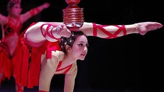 Beijing Night Chinese Acrobatic Show with private hotel pick-up and drop-off