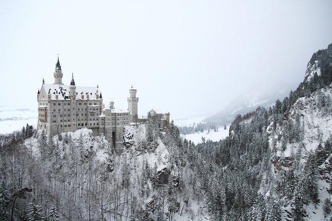 Private Castle Tour from Munich: Neuschwanstein, Hohenschwangau, and Linderhof