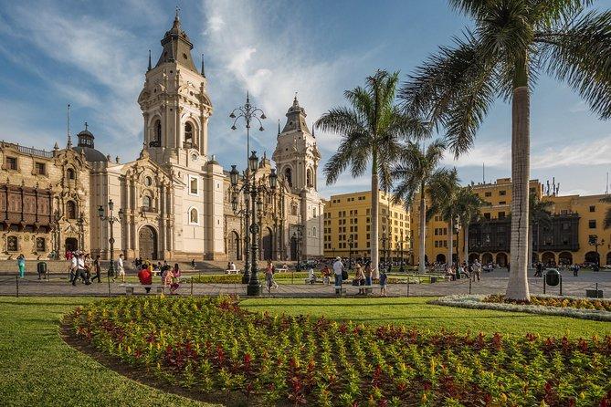 Half day Historic & Modern Tour of Lima