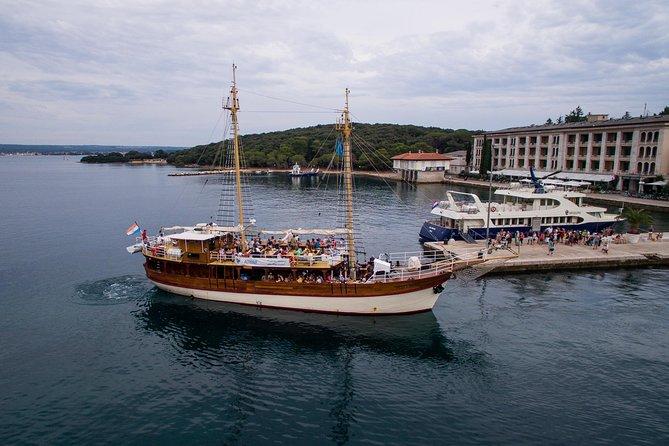 Brijuni Islands National Park by Boat Astral from Poreč