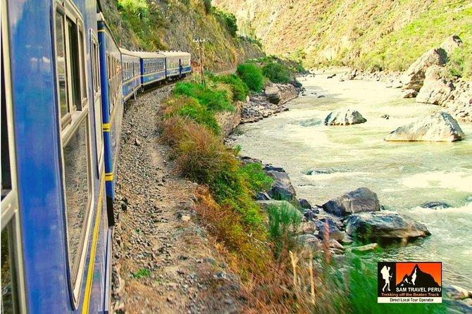 1 day Machu Picchu tour by Vistadome Train