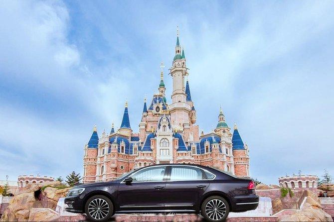Round-trip Transfer to Shanghai Disneyland from Suzhou Per Vehicle Price