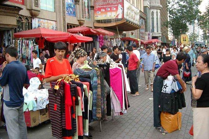 All Inclusive Private Urumqi Day Tour including Erdaoqiao Market