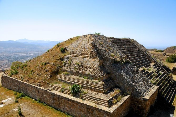 Mitla, Tule, Teotitlan and Monte Alban Combo Tour