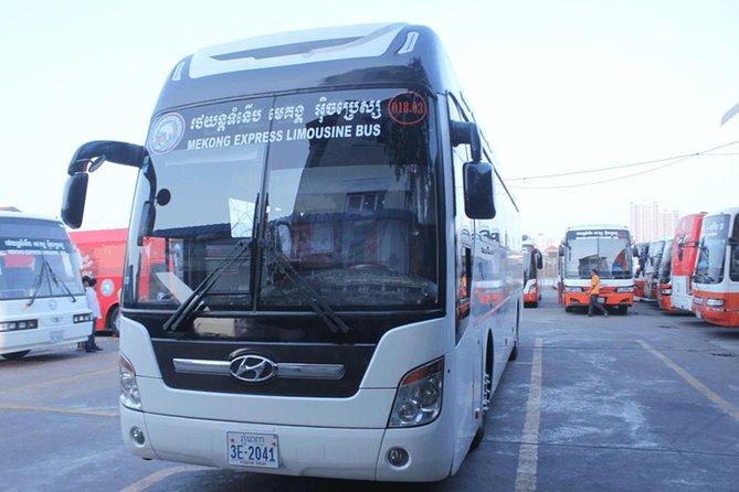 Phnom Penh to Ho Chi Minh (Saigon) Bus