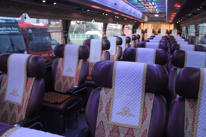 Phnom Penh to Siem Reap Bus