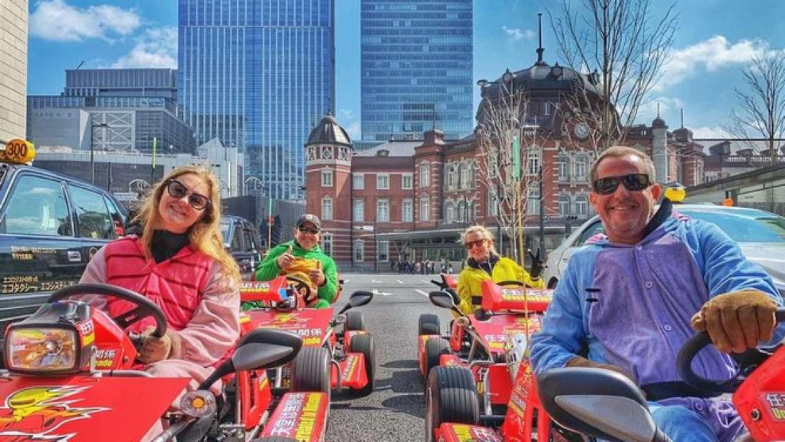 Official Street Go-Kart Tour - Shinagawa Shop