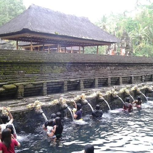 Full-Day Bali Island Tour Including Mt Batur the Sacred Monkey Forest and a 2-Hour Spa Treatment
