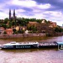Prague Boats 2-hour Lunch Cruise