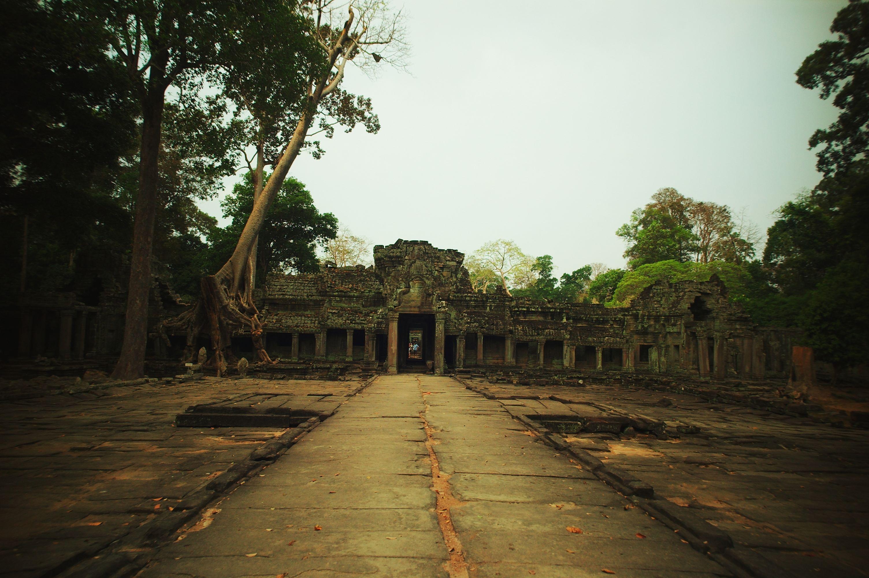 캄보디아 아름다운 유적