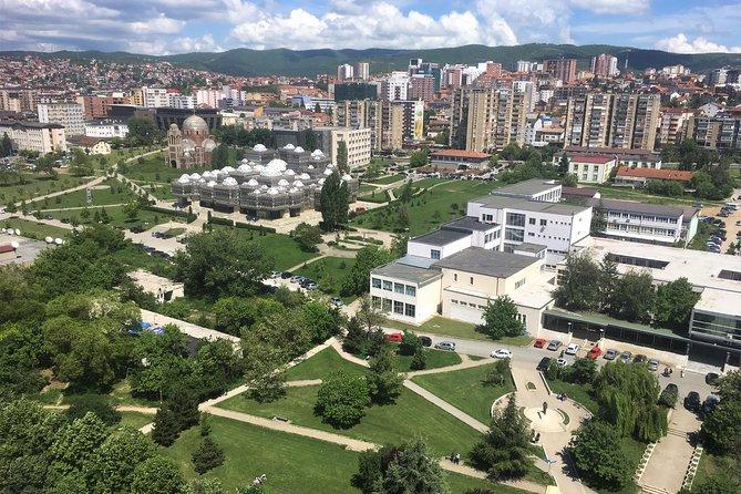Prishtina Culture & History Sightseeing Tour