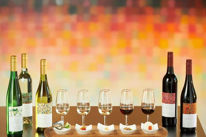 Leeuwin Estate: Guided Tour Including Food and Wine Pairing Flight