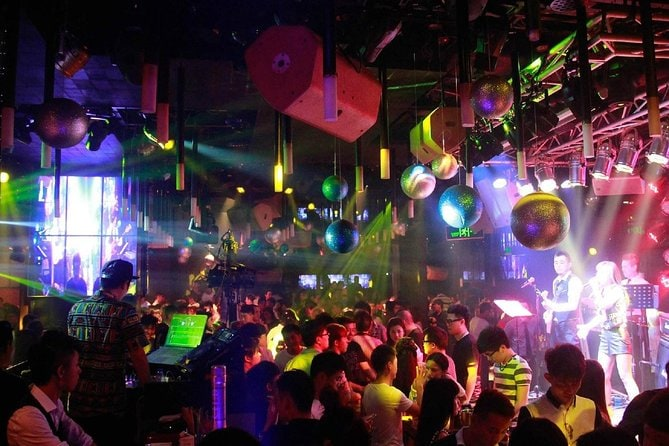 Shenzhen Nightlife Tour