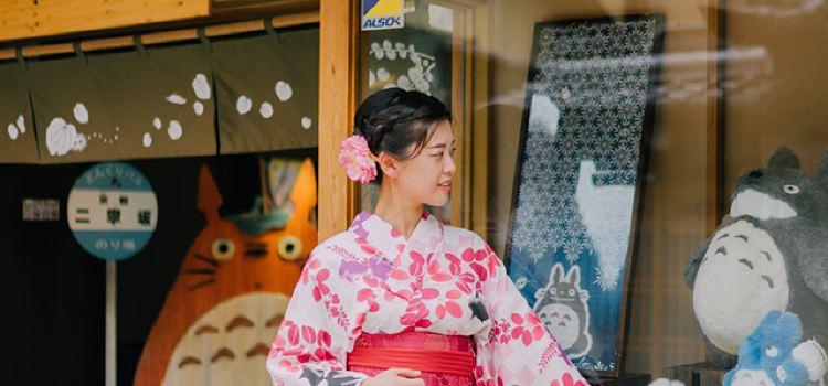 京都桜京和服體驗