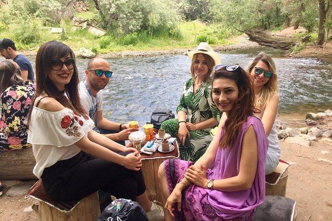 Cappadocia Green Tour from Kayseri Airport