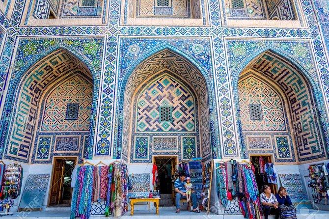 Samarkand 1 Day Trip
