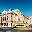 HOP ON HOP OFF City Tour with Vienna Airport Bus (VAL)