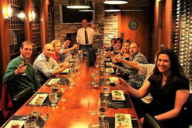 Boston's Back Bay Wine Tasting Guided Walking Tour