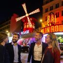 Eiffel Tower,Dinner,Seine River Cruise and Moulin Rouge Show