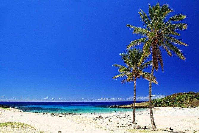 Undiscovered Gems of Rapa Nui + Anakena Beach Break (Sundays only)